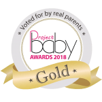 Project Baby Gold Award 2018 Logo