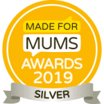 Made for Mums Award Silver logo 2019